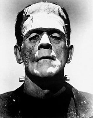 Frankenstein's monstor